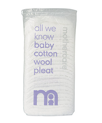 Mothercare All We Know Baby Cotton Wool Pleat - 150gm