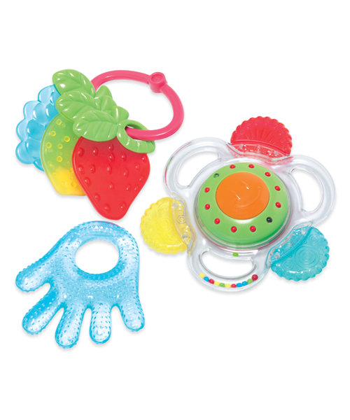 Mothercare Teether Set - 3 Pack