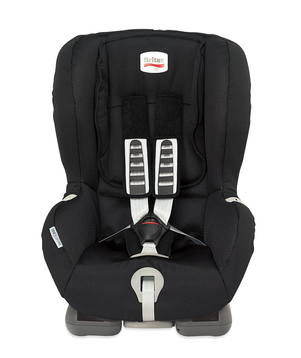 Britax Duo Plus ISOFIX Car Seat  Jet