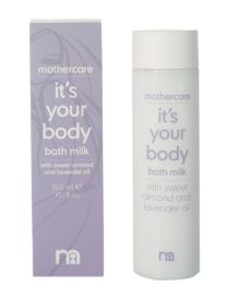Mothercare Its Your Body Bath Milk 300ml