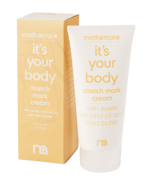 Mothercare It's Your Body Stretch Mark Cream 200ml