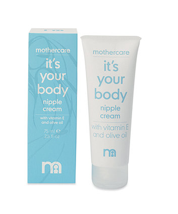 Mothercare It's Your Body Nipple Cream - 75ml