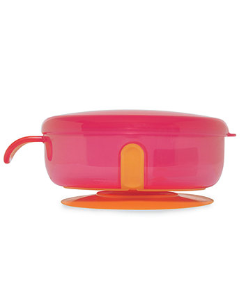 Mothercare Tiny Dining Large Feeding Bowl With Suction Pad And Lid