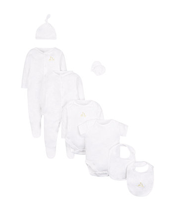 Mothercare Classic Eight Piece Starter Set
