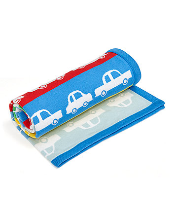 On The Road Cars Blanket