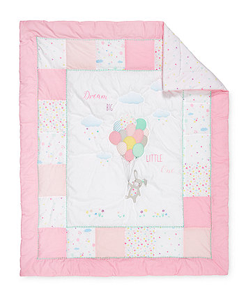 Mothercare Confetti Party Quilt
