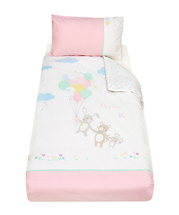 Mothercare Confetti Party Cot Bed Duvet Set