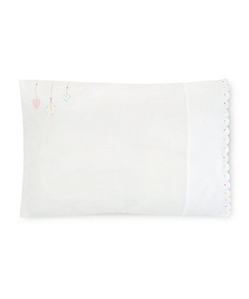 Mothercare Confetti Party Pillowcase - Pink