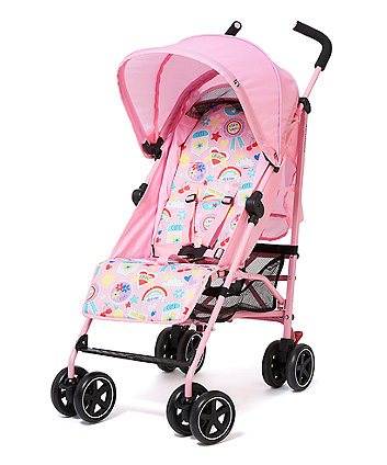 Mothercare Nanu Stroller - Scrapbook