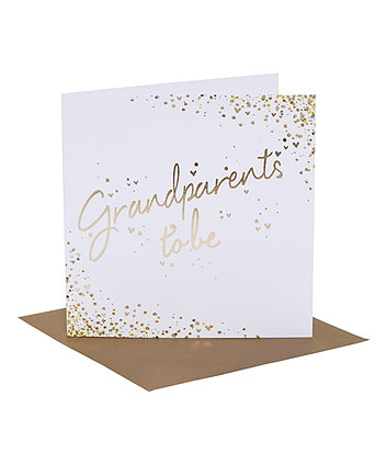 Grandparent To Be Card