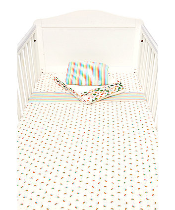 Mothercare Little Bird By Jools Cotbed Starter Set