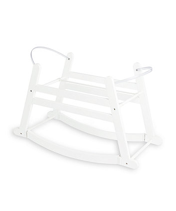 *Mothercare 2-In-1 Moses Basket Stand - White