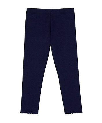 Mothercare Navy Leggings