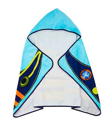 Mothercare Deep Sea Diver Toddler Towel