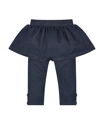 Mothercare Denim Skeggings