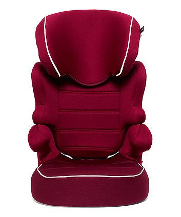 Mothercare Milan Highback Booster Car Seat - Red