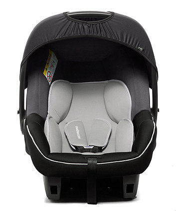 Mothercare Ziba Baby Car Seat - Black