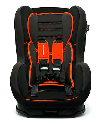 *Mothercare Sport Car Seat - Orange