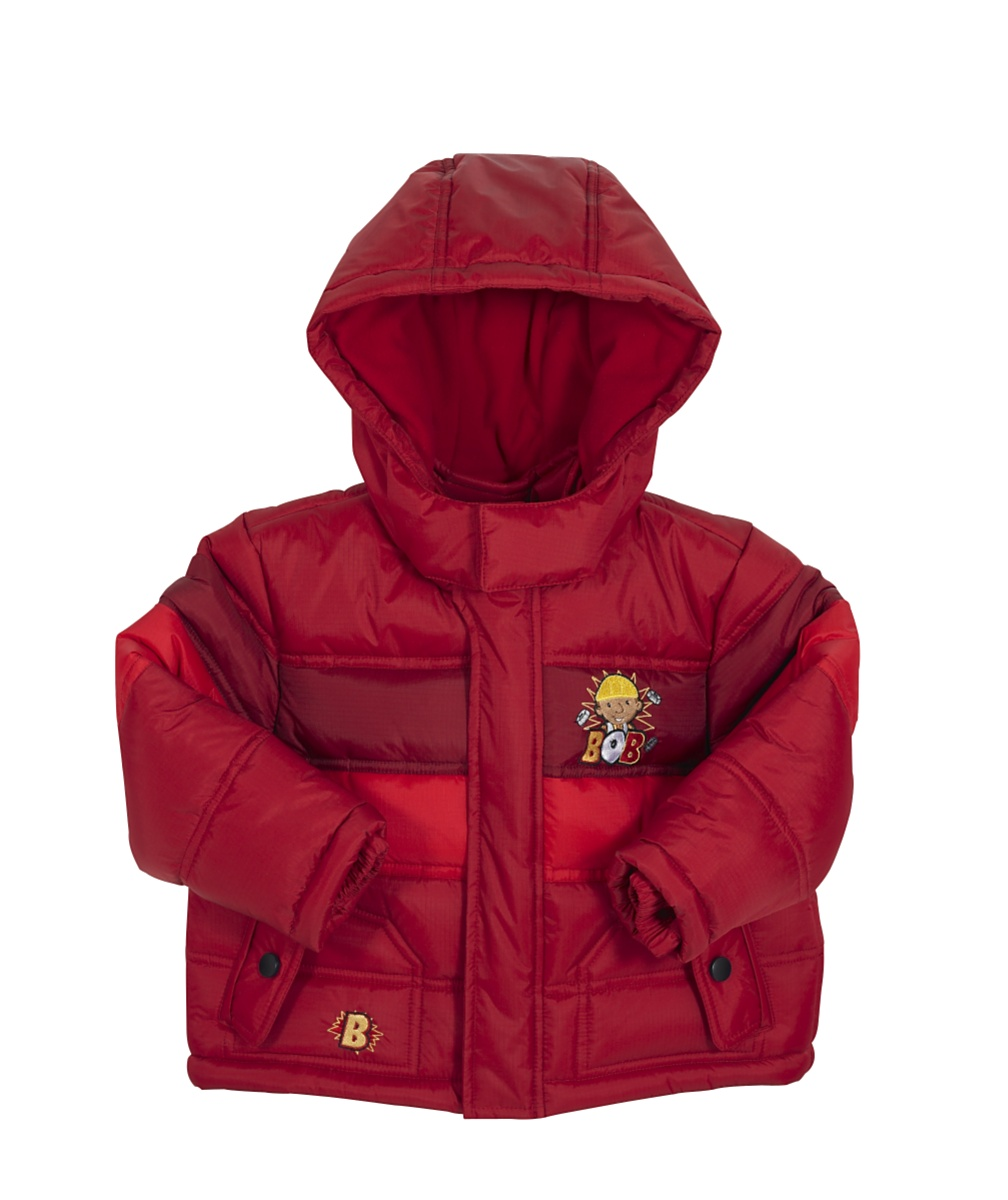 Bob the Builder Puffa Jacket