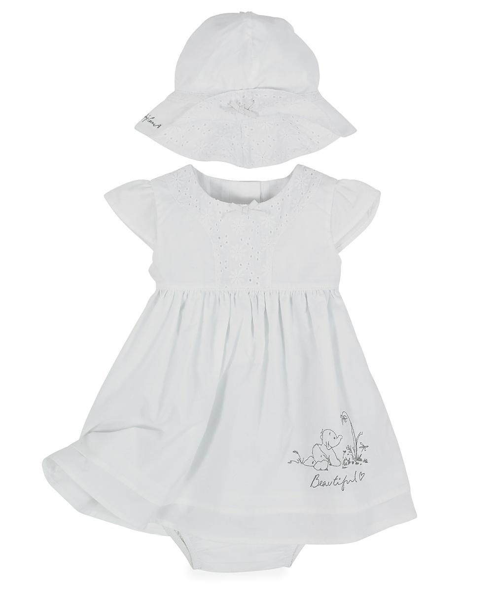 Girls Humphrey Dress and Hat