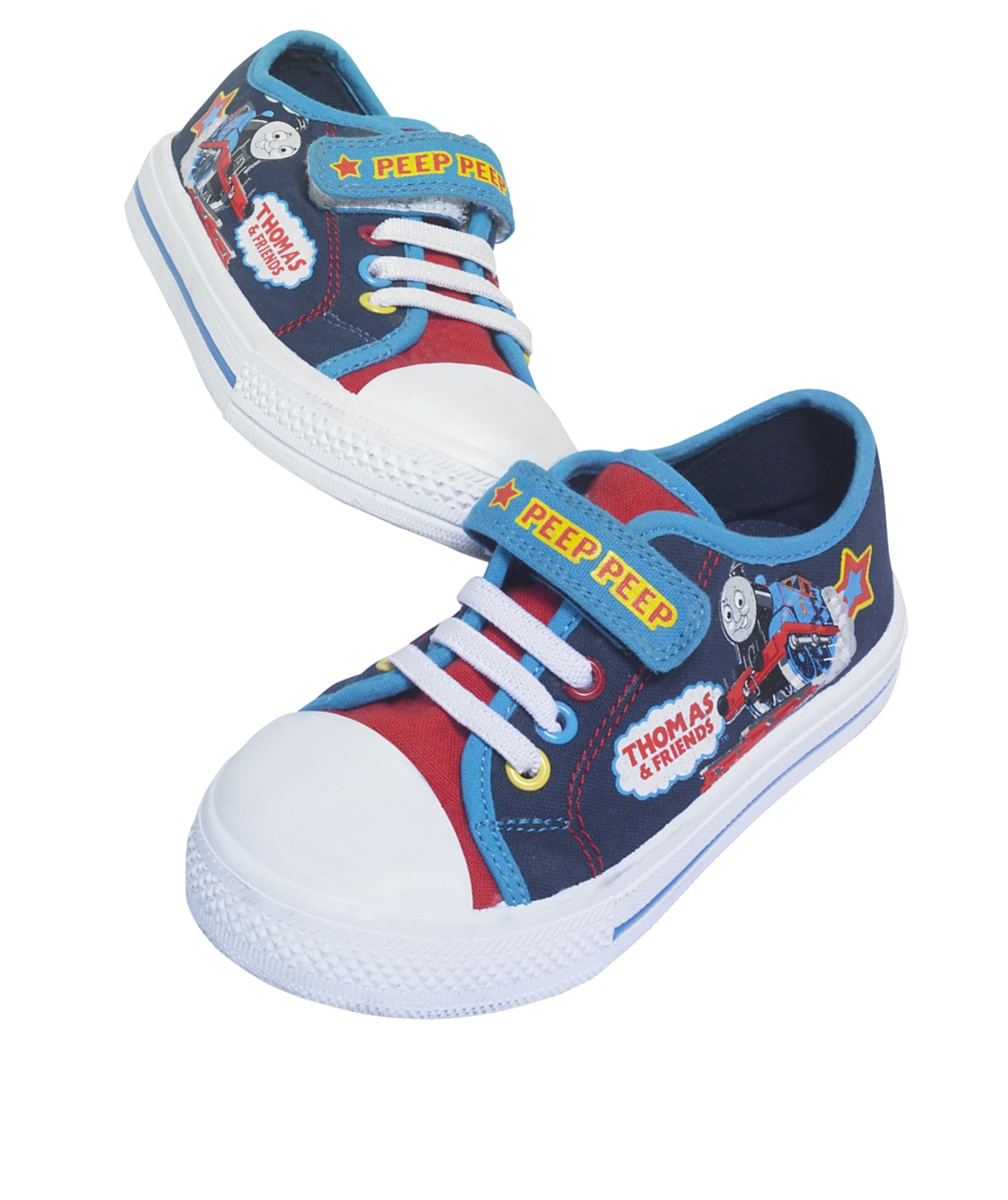Thomas the Tank Engine Canvas Shoes
