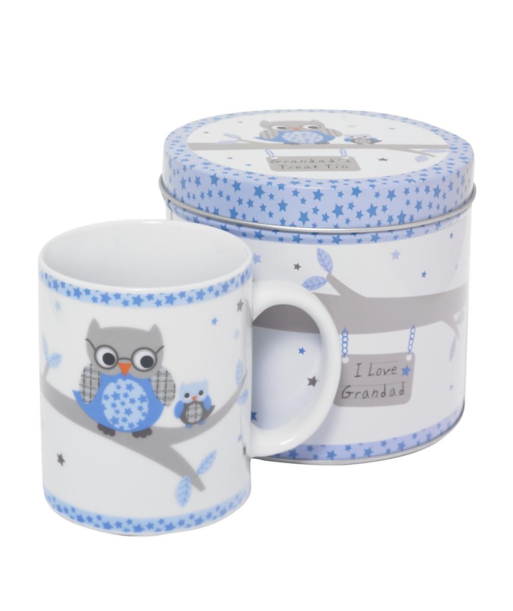 I Love Grandad Mug and Treat Tin