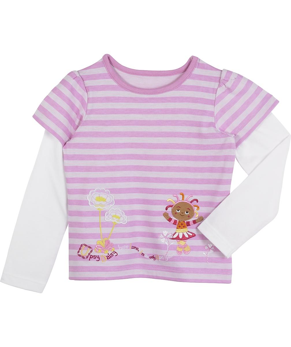 Upsy Daisy LongSleeve Tshirt