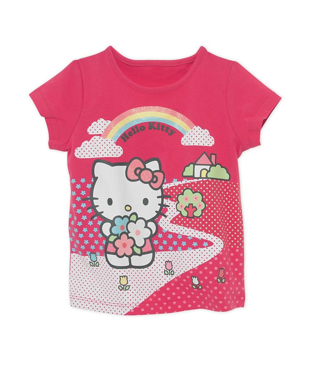 Hello Kitty Scene Tshirt