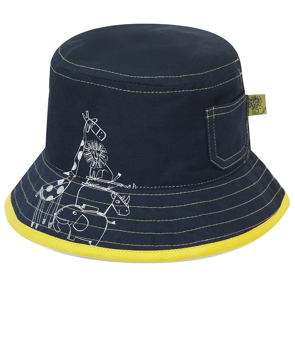 Printed Animal Fisherman Hat