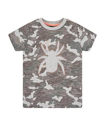 Camo Spider T-Shirt