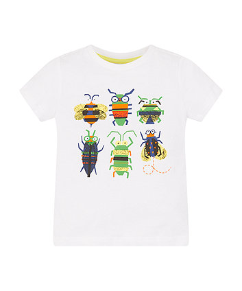 Textured Bug T-Shirt