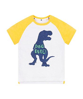 Mothercare Dino Dude T-Shirt