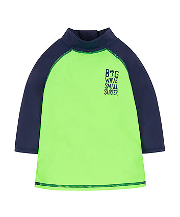 Big Wave Sunsafe Rash Vest