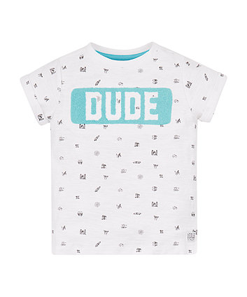 Mothercare Dude T-Shirt