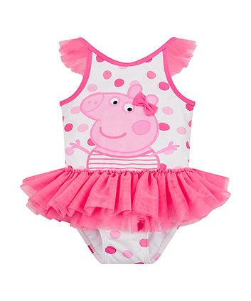 Peppa Pig Tutu Swimsuit