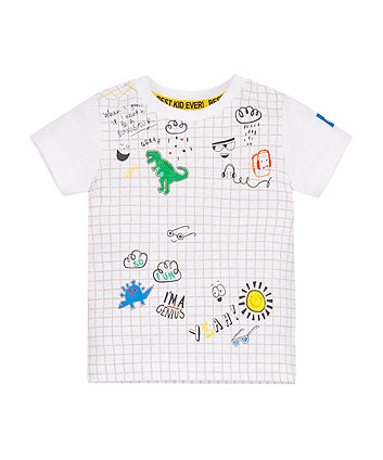 Mothercare Doodle T-Shirt