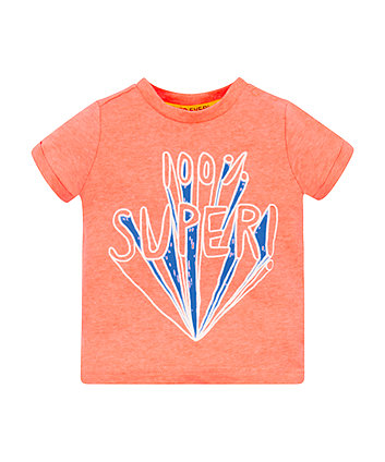 Mothercare 100% Super T-Shirt