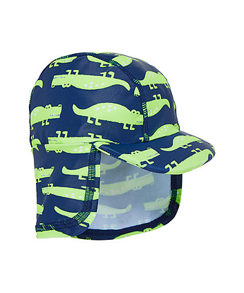 Mothercare Alligator Sunsafe Keppi Hat