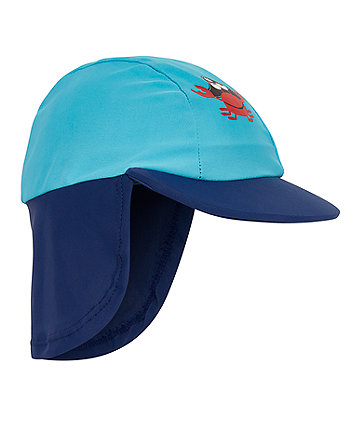 Mothercare Crab Sunsafe Keppi Hat