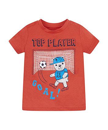 Mothercare Top Player T-Shirt
