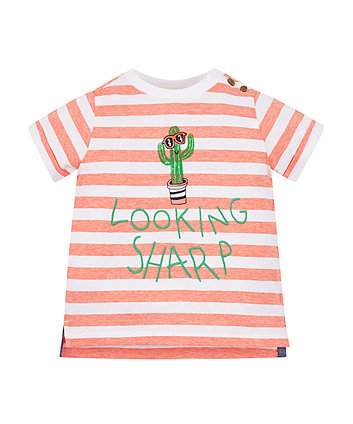 Mothercare Looking Sharp Cactus T-Shirt