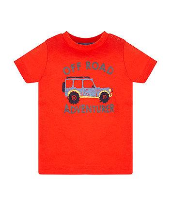 off road adventurer t-shirt