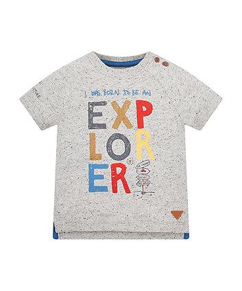 Mothercare Explorer T-Shirt