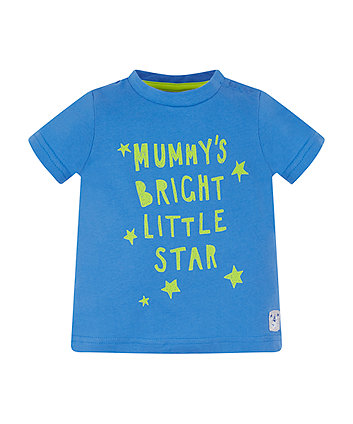 Mummy'S Little Star T-Shirt