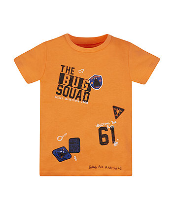 Textured Bug T-Shirt