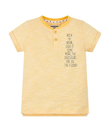 Yellow Stripe T-Shirt