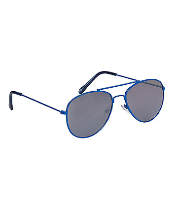 Mothercare Blue Aviator Sunglasses