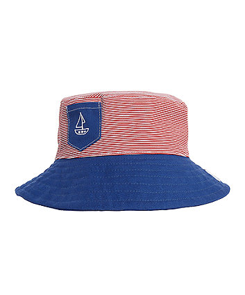 Sailboat Pocket Fisherman Hat