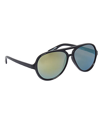 Mothercare Black Aviator Sunglasses