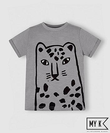 my k leopard t-shirt